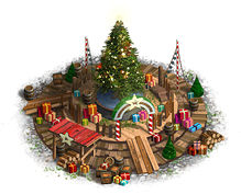 Christmas Market Level 1